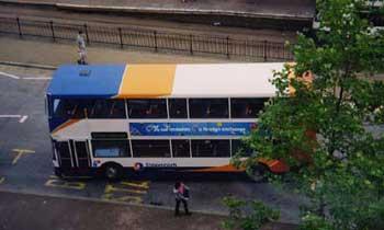 2階建バス