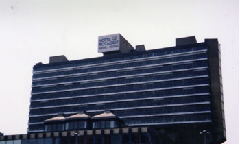Hotel Jarvis Piccadery Manchester
